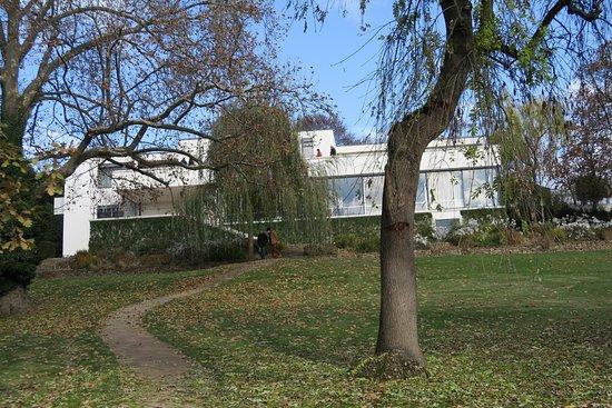 Brno, Republika Czeska: View from the garden