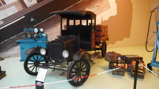 Hillegom, Nederländerna: Ford model-T