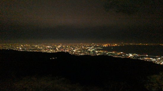 Mt. Rokko: 夜景です