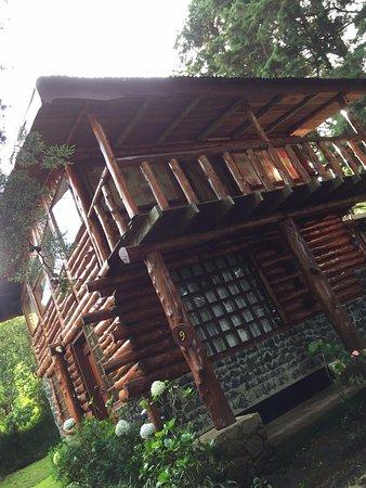 Cabanas Las Ardillas: Cabaña
