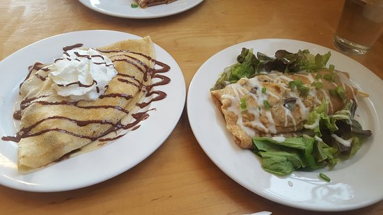 Travelers Rest, Carolina del Sur: Tandem Creperie and Coffeehouse