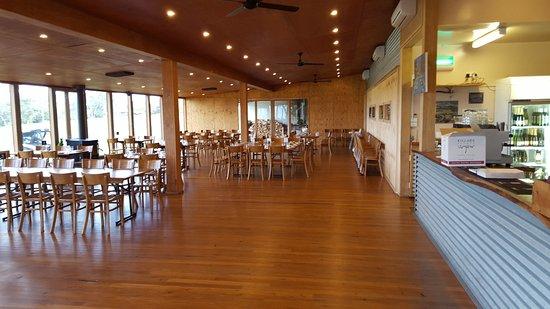 Seville, Αυστραλία: Restaurante