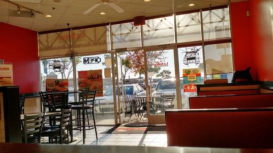 San Leandro, CA: Entrance door