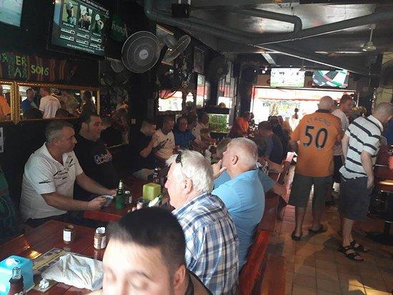 Soi 6 Corner Bar Pattaya