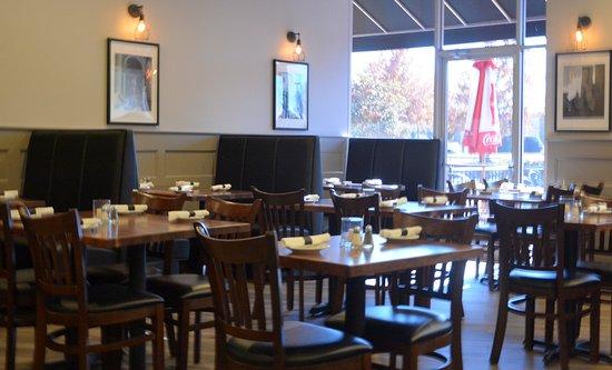 Antico Italian Restaurant Main Dining Area