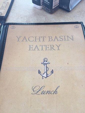 Yacht Basin Eatery: photo3.jpg