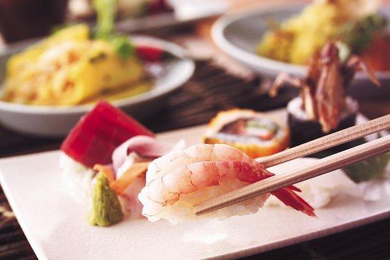 Forest Garden: sushi