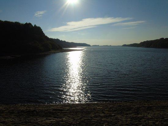Bolton, UK: reservoir view