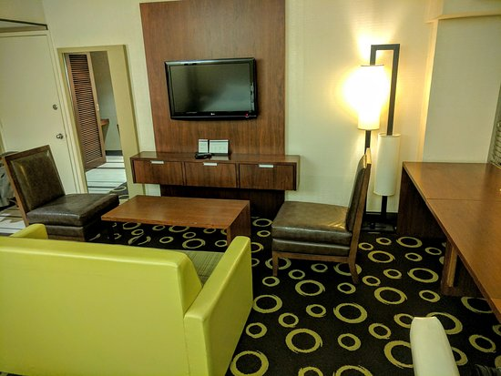 Morristown, Nueva Jersey: King Mini-Suite