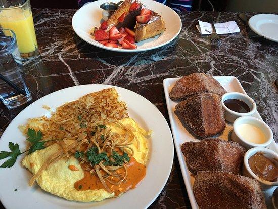 Grand Lux Cafe Garden City Tripadvisor
