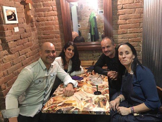 Restaurante 9 reinas en barcelona con cocina argentina - Parrillas argentinas en barcelona ...