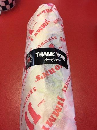 Apple Valley, CA: Jimmy John's Sandwich