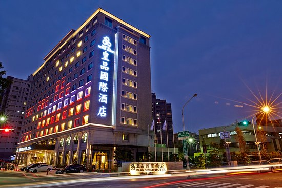 Royal Chiayi Hotel