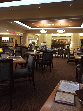 Captivating The Grille At Hilton Garden Inn: Sunday Dinner At The Grille In The Hilton  Garden Design Ideas