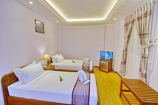 Interior - Picture of Hotel Iceland, Mandalay - Tripadvisor