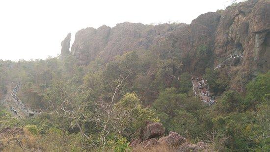 Kachargadh Caves