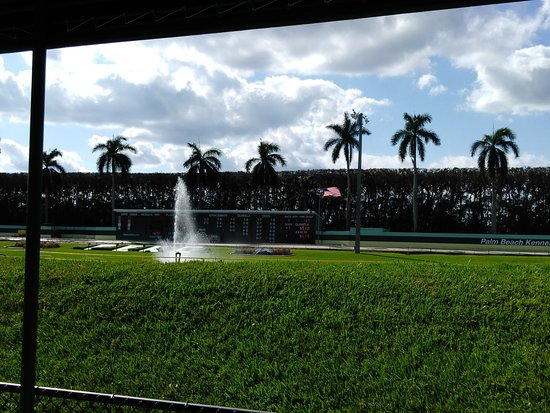 Palm Beach Kennel Club Poker Review