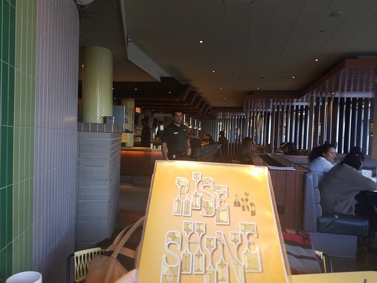 The Chelsea: Tepliptzky's Diner, so delicious and mid-century modern fabulous!