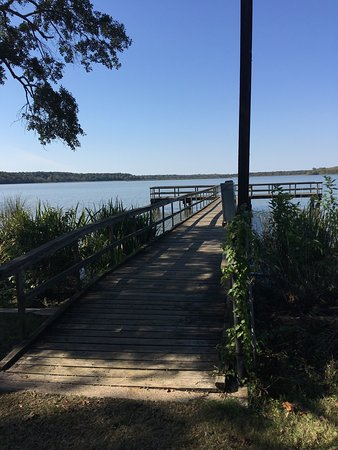 The Navasota River At Fort Parker State Park Picture Of