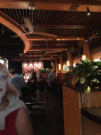 Interior View Of The Restaurant Houston S 1550 Rosecrans
