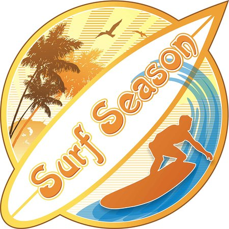 Surf School Surf Season
