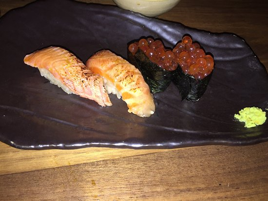 Fairfax, Kalifornien: Lightly Cured Salmon and Salmon Roe