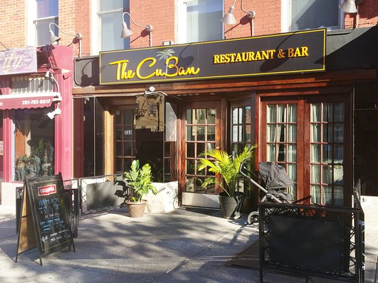 The Cuban Restaurant And Bar Street View Of