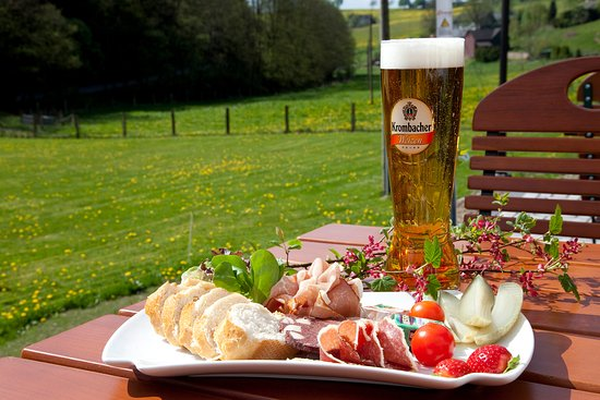 Bad Berleburg, Niemcy: Brotzeit