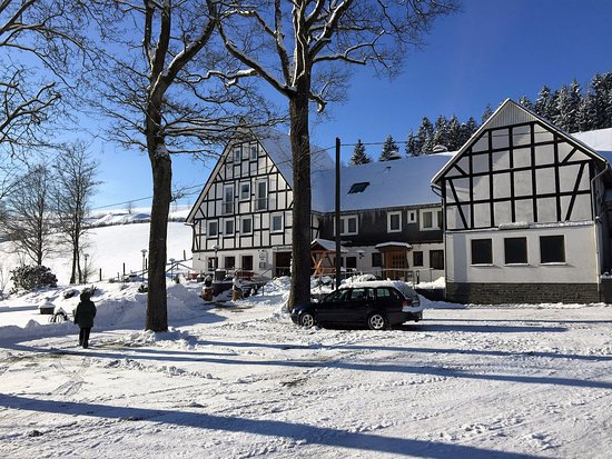 Bad Berleburg, Germany: Winterzeit