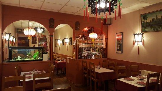 restaurant le temple d 39 angkor dans cherbourg octeville avec cuisine asiatique. Black Bedroom Furniture Sets. Home Design Ideas