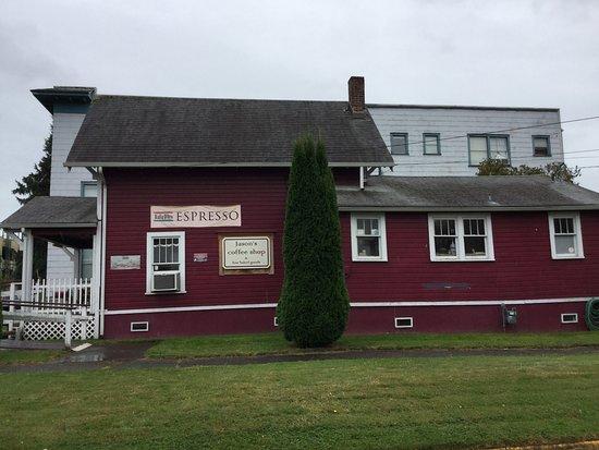 Jason's Coffee Shop & Fine Baked Goods: Jason's Coffee Shop