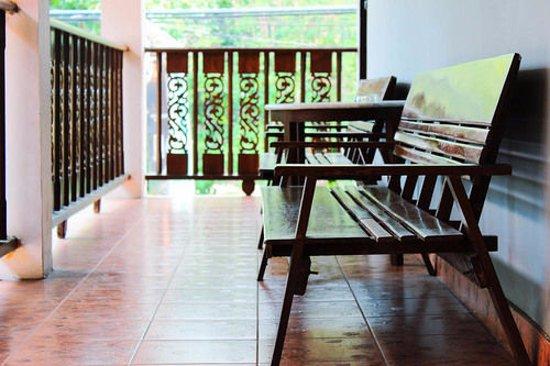 Rungaran de Challet: Sitting Area