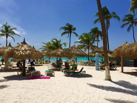 Holiday Inn Resort Aruba Beach Hotel With