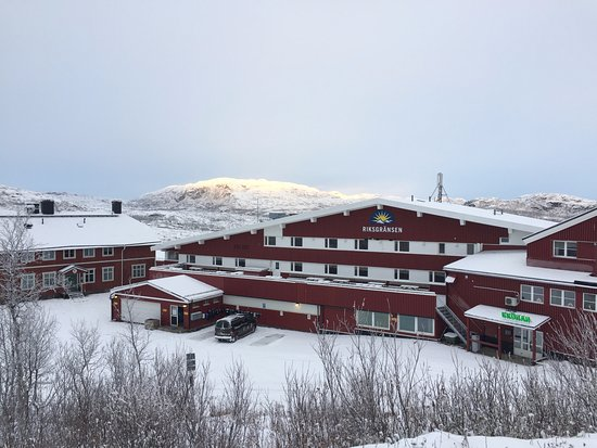 Norrbotten County, Swedia: Горнолыжный центр