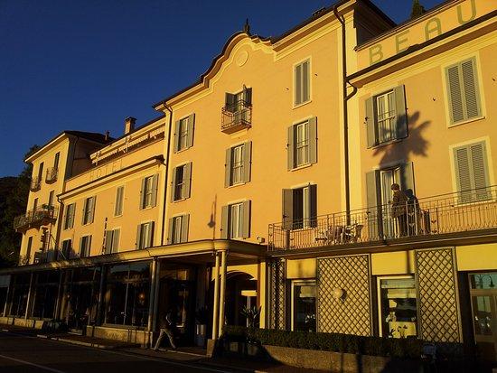 Hotel Beau Rivage Resmi