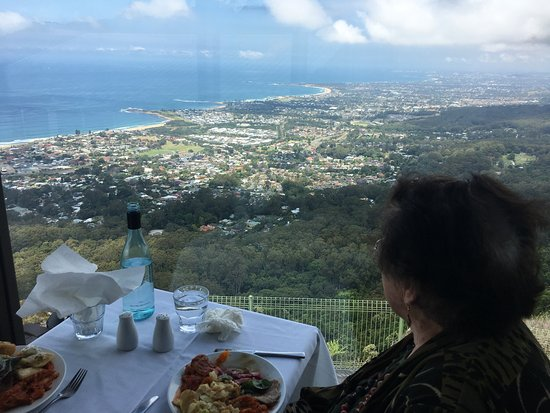 Bulli Tops, Australia: Cliffhanger Cafe