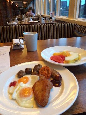 Manchester Marriott Victoria & Albert Hotel: photo4.jpg