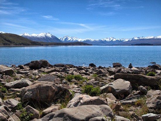 Lake Tekapo照片