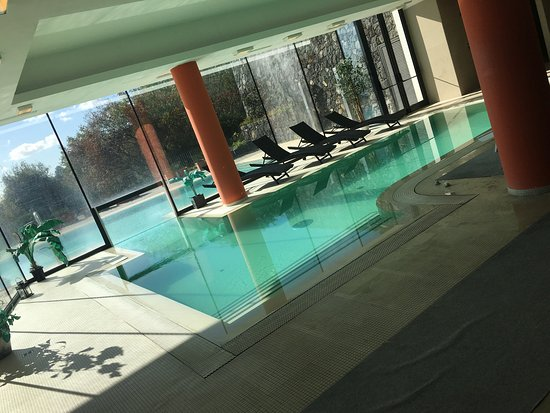 Zafferana Etnea, Italy: Il giardino delle Esperidi è una spa molto graziosa con personale accogliente. Ci sono stata per