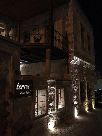 Terra Cave Hotel Foto