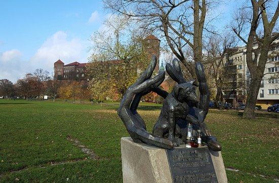 Pomnik Psa Dżoka