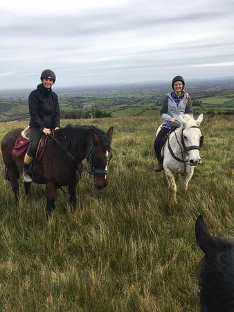 County Tipperary, Ireland: On top of the mountain of Tipperary