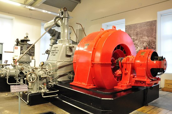 Museu Natural da Electricidade