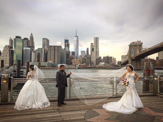 Brooklyn Bridge Park Por Place For Wedding Photos