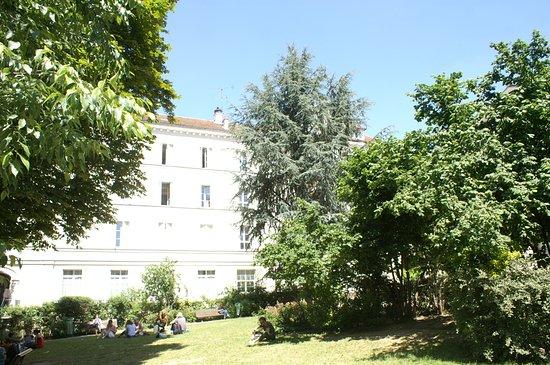 Pavillon Carre de Baudouin