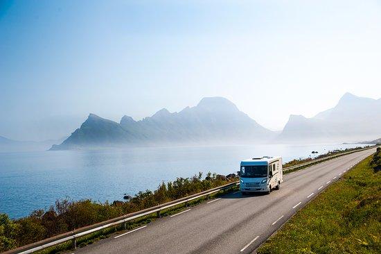 Steinkjer, Noruega: Opplev verdens vakreste reiserute - Kystriksveien. Foto: Olav Breen