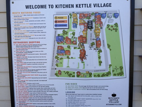 Kitchen Kettle Village Restaurant