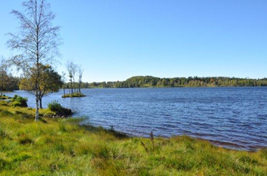 Gislaved, Schweden: Kinnared till Barslida