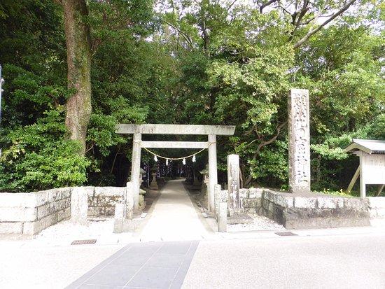 Hanano Iwaya Caves