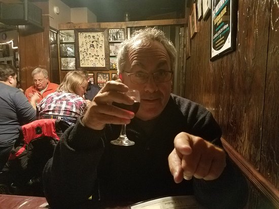 The Belmont Tavern: Hey I'm talking to you !